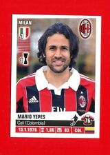 CALCIATORI Panini 2012-2013 13 -Figurina-sticker n. 256 - YEPES -MILAN-New