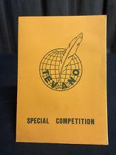 RARE Catalogue 1980 TEVANO COMPETITION Vintage Cyclisme Cycle Bici René Herse