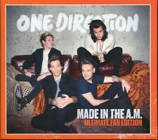 One Direction / Made In The A.M. - Ultimate Fan Edition - CD Unopened
