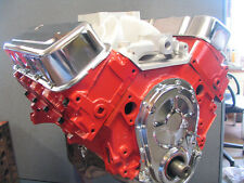 COMPLETE 489/496 BBC STROKER CHEVY  CRATE ENGINE HUGE TORQUE 540HP!!