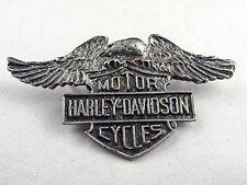 Old Harley Davidson Metal Pin