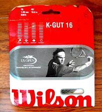 Wilson K-Gut 16 Tennis String - 16 Guage