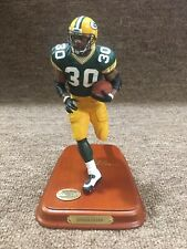 Ahman Green Danbury Mint Figurine Green Bay Packers