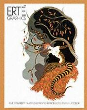 Erte Graphics: Five Complete Suites (50 Prints) Reproduced in Full Color by Ert