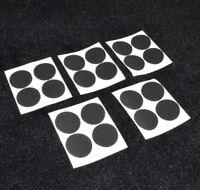 3M EPDM Klebepunkt (e) Moosgummi Vibrationsdämpfer 20 Stk. Ø 35 mm