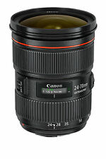 BRAND NEW Canon 24-70mm f/2.8 EF II L USM Lens
