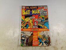 Batman #182, G, Reprints Golden Age Joker Becomes Batman Story From #95