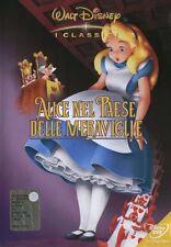 Dvd ALICE NEL PAESE DELLE MERAVIGLIE.....Z3-DV 0047....NUOVO