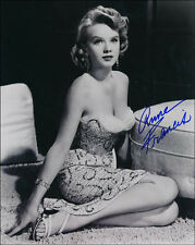 ANNE FRANCIS - PHOTOGRAPH SIGNED