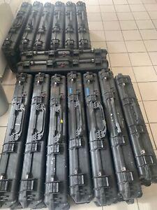 Peli Case 1720 Military Grade Hartschalen Koffer mit Rollen für Langwaffen