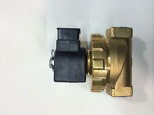 parker water solenoid valve 120V 1/2 Npt 08Fs5C2-Z01Acfz0105