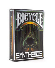 CARTE DA GIOCO BICYCLE SYNTHESIS BLUE limited ,poker size