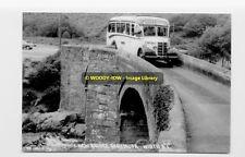 rp3486 - Coach on New Bridge , Dartmoor - photo 6x4