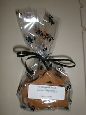 New listing Homemade Gourmet Beef dog biscuits for all ages (1 dozen)- Free Shipping