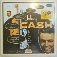 Johnny Cash - With His Hot And Blue Guitar Clear Orange Limited Edition LP