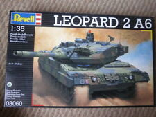 Revell 03060  leopard 2 A6   1/35 scale.