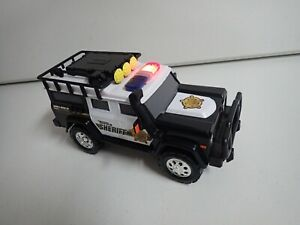 Tonka 2014 Hasbro Funrise Sheriff Lights Sounds #06622 Video!