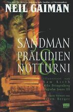Sandman 1-preludios & Notturni, Panini