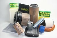MANN-FILTER CU 3423 Filter, Innenraumluft für MERCEDES-BENZ