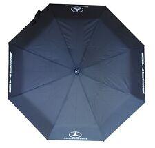 Automatic Umbrella Mercedes AMG Benz Sport fan Auto Rain Accessoire Foldable