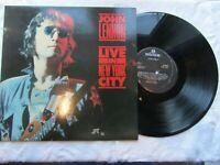 JOHN LENNON LP LIVE IN NEW YORK CITY parlophone pcs 7301 mis-press