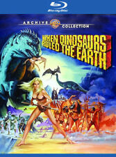 When Dinosaurs Ruled the Earth [New Blu-ray] Amaray Case, Digital Theater Syst