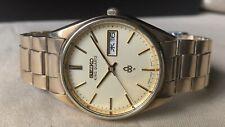 Vintage SEIKO Quartz Watch/ KING QUARTZ 4823-8110 SGP 1977 Original Band