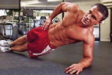 """045 Greg Plitt - American Fitness Model Actor 21""""x14"""" Poster"""