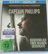 Captain Phillips - Blu-ray/NEU/OVP/Drama/Tom Hanks/Barkhad Abdi