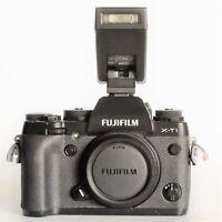 Fujifilm FinePix X-T1 16.3 MP Digital Camera - Black (Body Only)