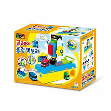 Tayo The Little Bus Clay Rolling Factory Play Set