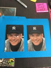 MICKEY. MANTLE. POST. CARDS