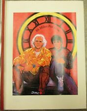 "Back To the Future Fanzine ""88 Miles Per Hour"" GEN"