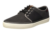 Jack & Jones Jjturbo Canvas Sneaker Anthracite,Low-Top Sneakers UK7 EU41 JS27 62