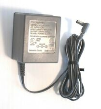 Genuine PANASONIC KX-A11 Replacement 12V- 500mA  Ac Adapter for DECT System