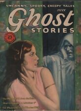 Ghost Stories 1927 July.      Pulp