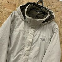 THE NORTH FACE HyVent Waterproof Jacket   Coat Rain Wind Hooded   Medium M