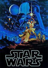 Star Wars Iv New Hope movie poster fridge magnet - New!