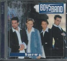 BOYSBAND - we gaan er voor CD Album 11TR Eurodance Europop 1998 BELGIUM
