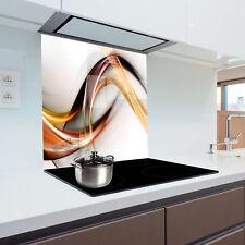 Kitchen Glass Splashback Heat Resistant Toughened Glass 60x65cm