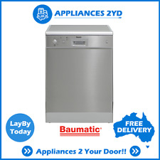 Baumatic BMD14S 60cm 600mm Dishwasher FreeStanding 14 Place Europe Made 5 Wash