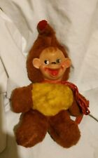 MID CENTURY RUBBER FACE MONKEY BABY VINTAGE