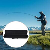 Fishing Rod Reel Bag Pole Carry Case Fish Pole Lures Holder Storage Carrier Bag