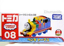 Takara Tomy Tomica Thomas & Friends 08 Paint Percy Mini Train Diecast Toy Car