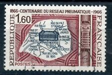 STAMP / TIMBRE FRANCE OBLITERE N° 1498  POSTE PNEUMATIQUE A PARIS