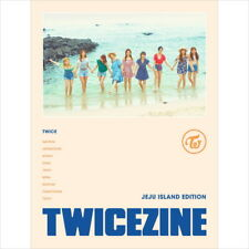 Twice -TWICEZINE Jeju Island Edition DVD+ Photobook New K-Pop