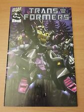 Transformers Gen 1 #3 ~ NEAR MINT NM ~ 2002 DW COMICS