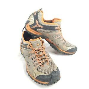 MERRELL WATERPRO OTTAWA CONTINUUM SYNTHETIC & MESH TRAIL WALKING SHOE 9 US mens