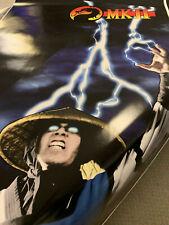 Mortal Kombat Ii 2 Mk2 Arcade Side Art - 3M Premium Film w/ 3M Laminate