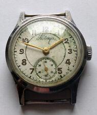 POBEDA - vintage USSR Uhren- USSR watch - 1952 - 1mchz - Soviet UNION